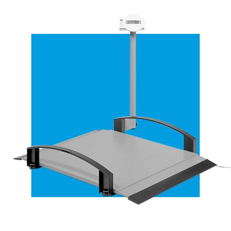 Fauteuils pèse-personne et balances pour fauteuil roulant