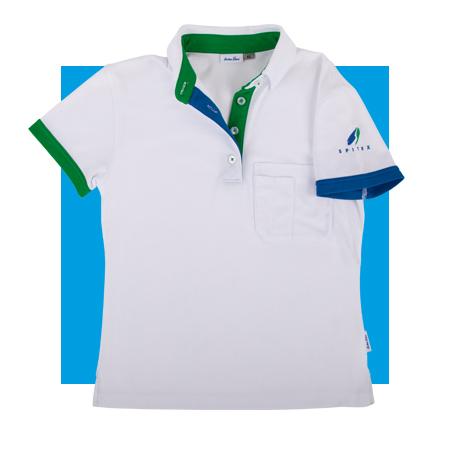 Polo- und T-Shirt