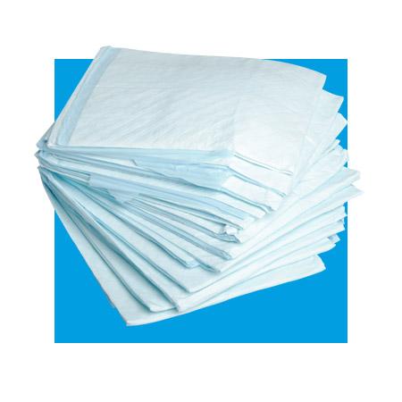 Protection d'incontinence pour le lit