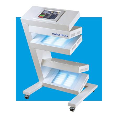 Thérapie UV partielle