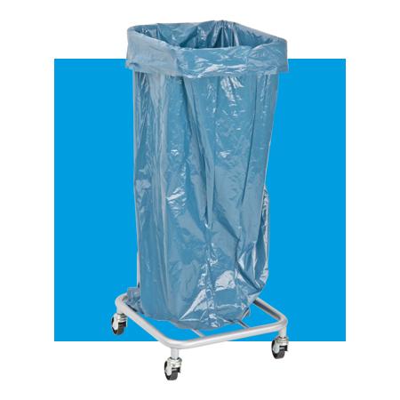 Wäsche- und Abfallsammler