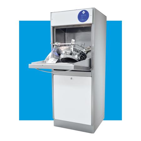 Station d'hygiène / lavage