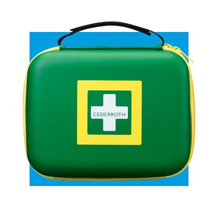 Coffret de premiers secours