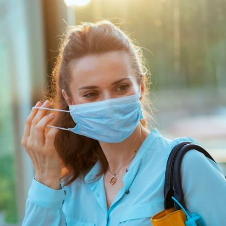 Desinfektion und Schutz