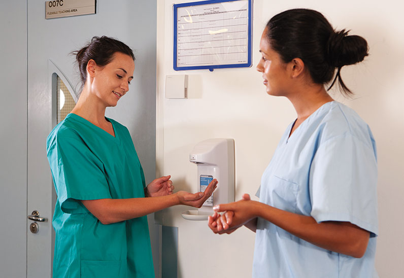 Désinfection & protection