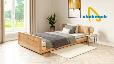 Niedrigpflegebett ohne Kompromisse